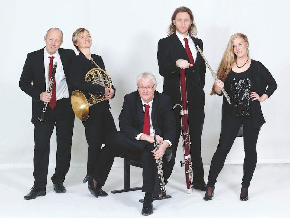 Crusellkvintetten - Photo: Ulla-Carin Ekblom